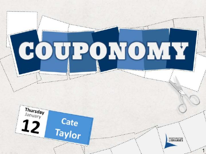 Couponomy how to get the most out of your coupon hunting experience