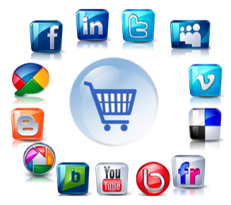 social media and ecommerce